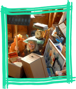 You Are your Clutter. Celebrate it!