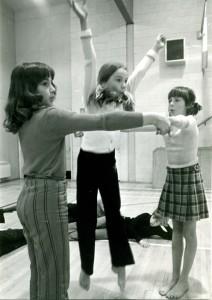 Whale Spout Dance Grade 4